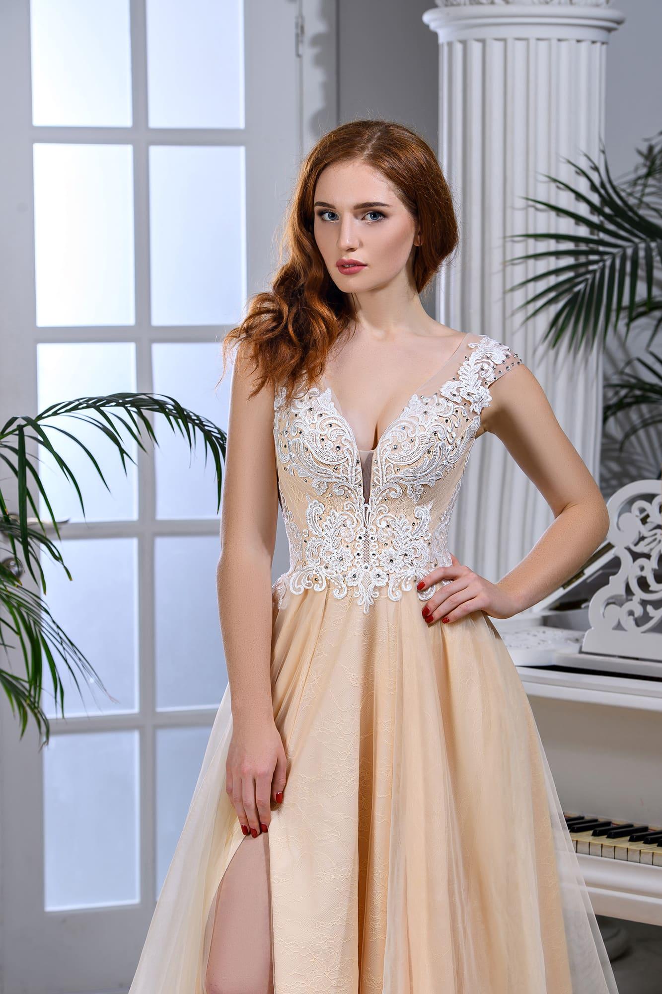Кружевные Свадебное Платье Москва Купить