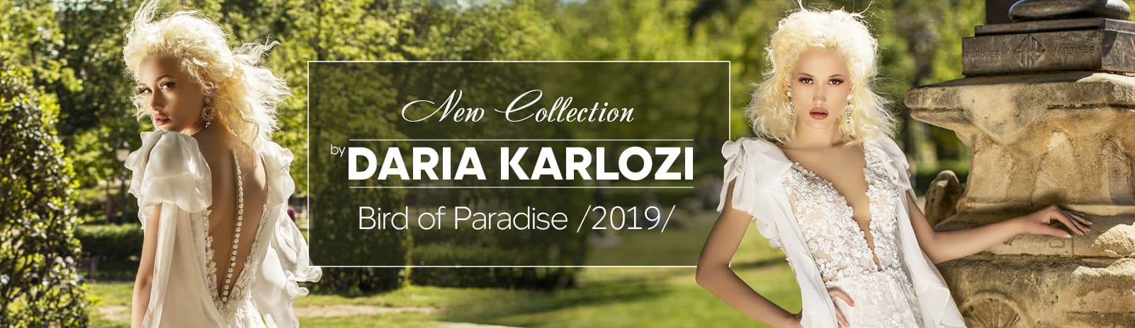 Daria Karlozi Bird of Paradise 2019