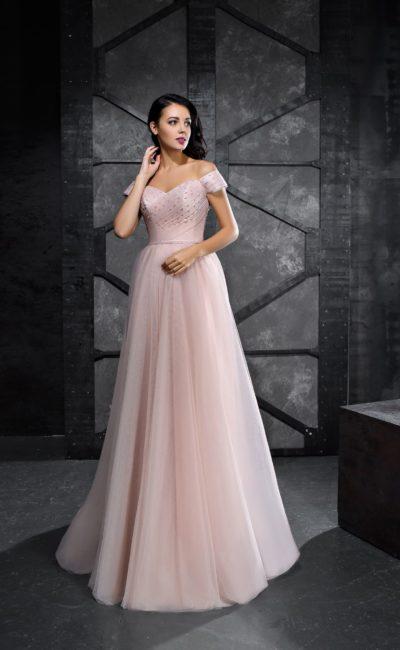 Вечернее платье для мамы невесты