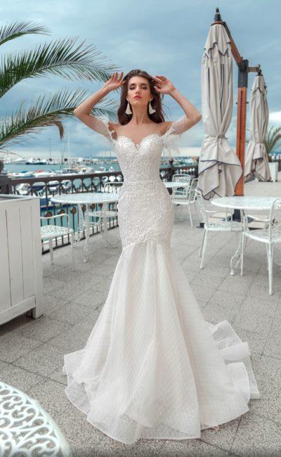 Платье «русалка»