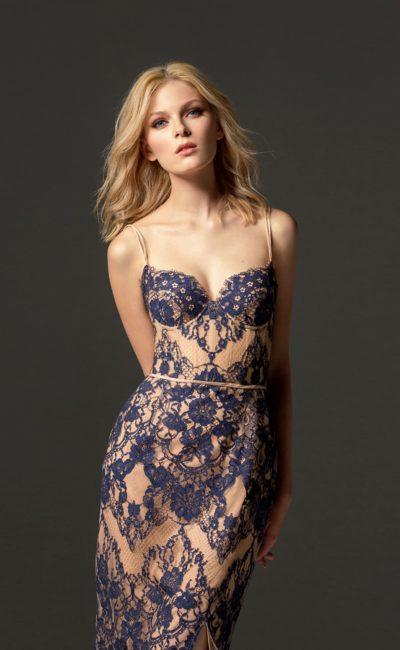Коктейльное платье короткое