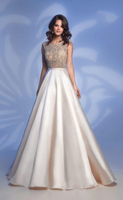 9d40de6af60 Вечернее платье 32362D ivory