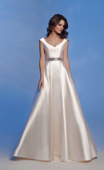 b6033bd6660d9e7 Вечернее платье Nora Naviano 32359 ivory. Купить вечернее платье в ...