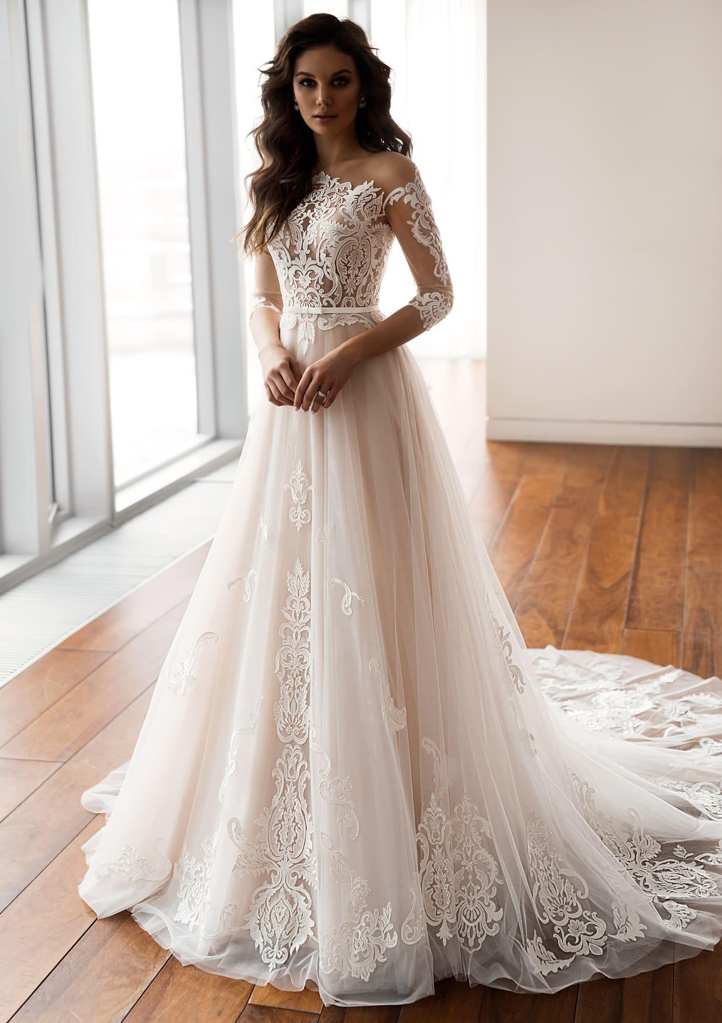 свадебные платья москва купить салон недорого