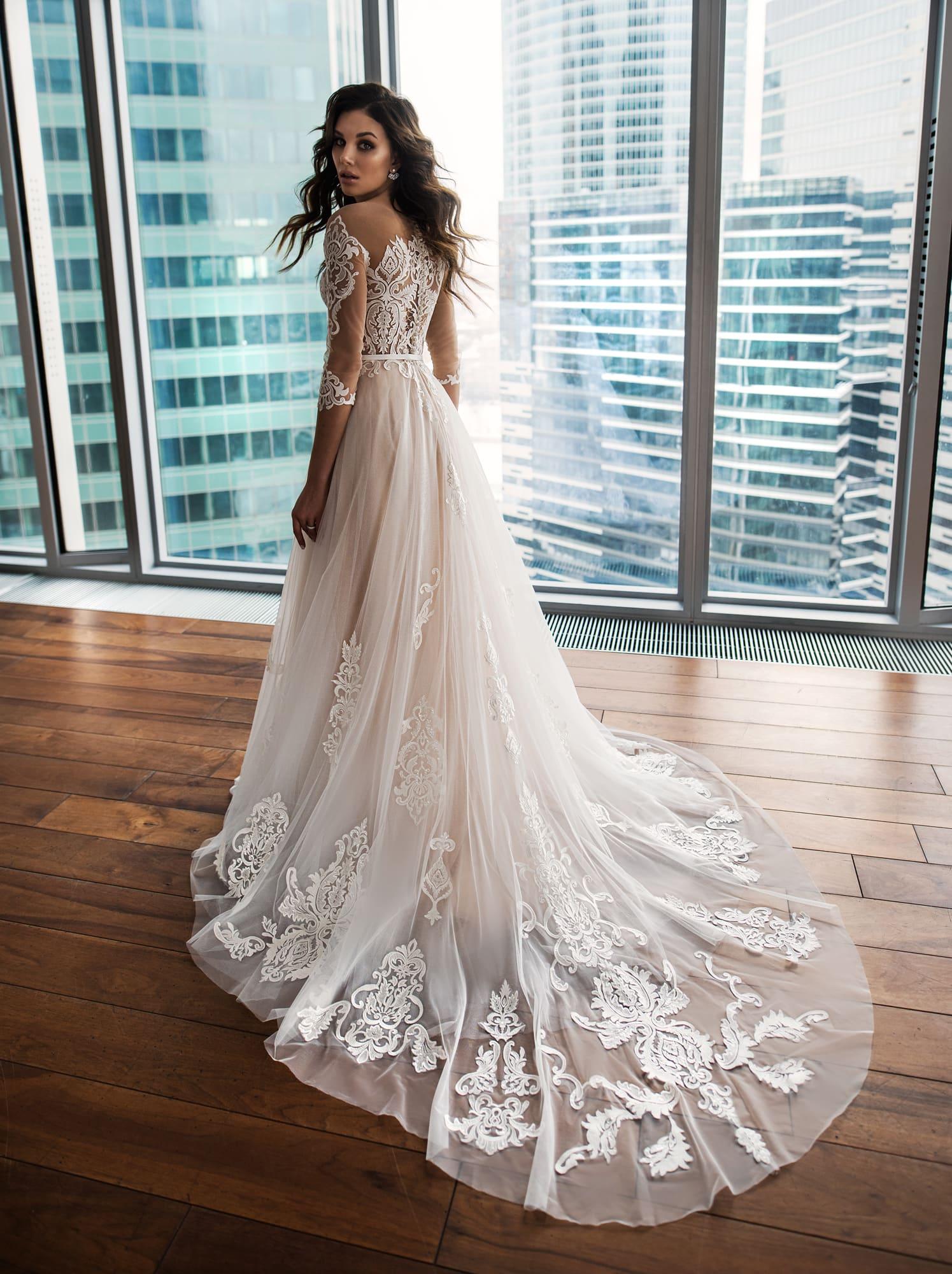 Купить Свадебное Платье Натальи Романовой