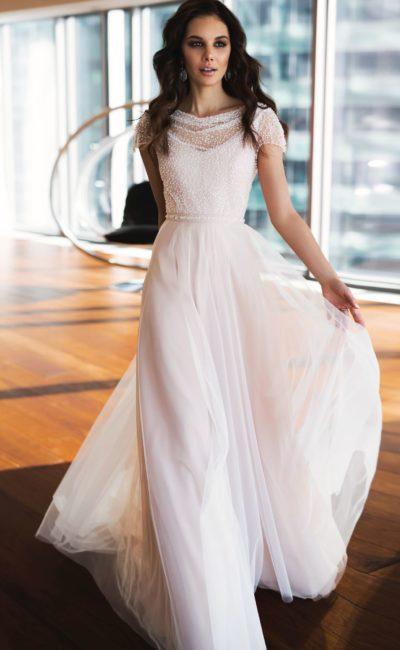 Красивое платье бохо