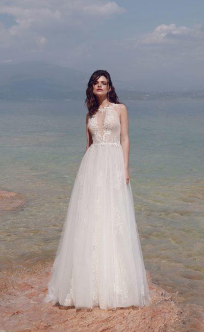 Свадебное пляжное платье