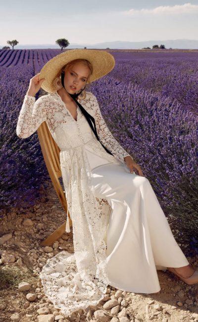 Свадебное платье в стиле «boho»