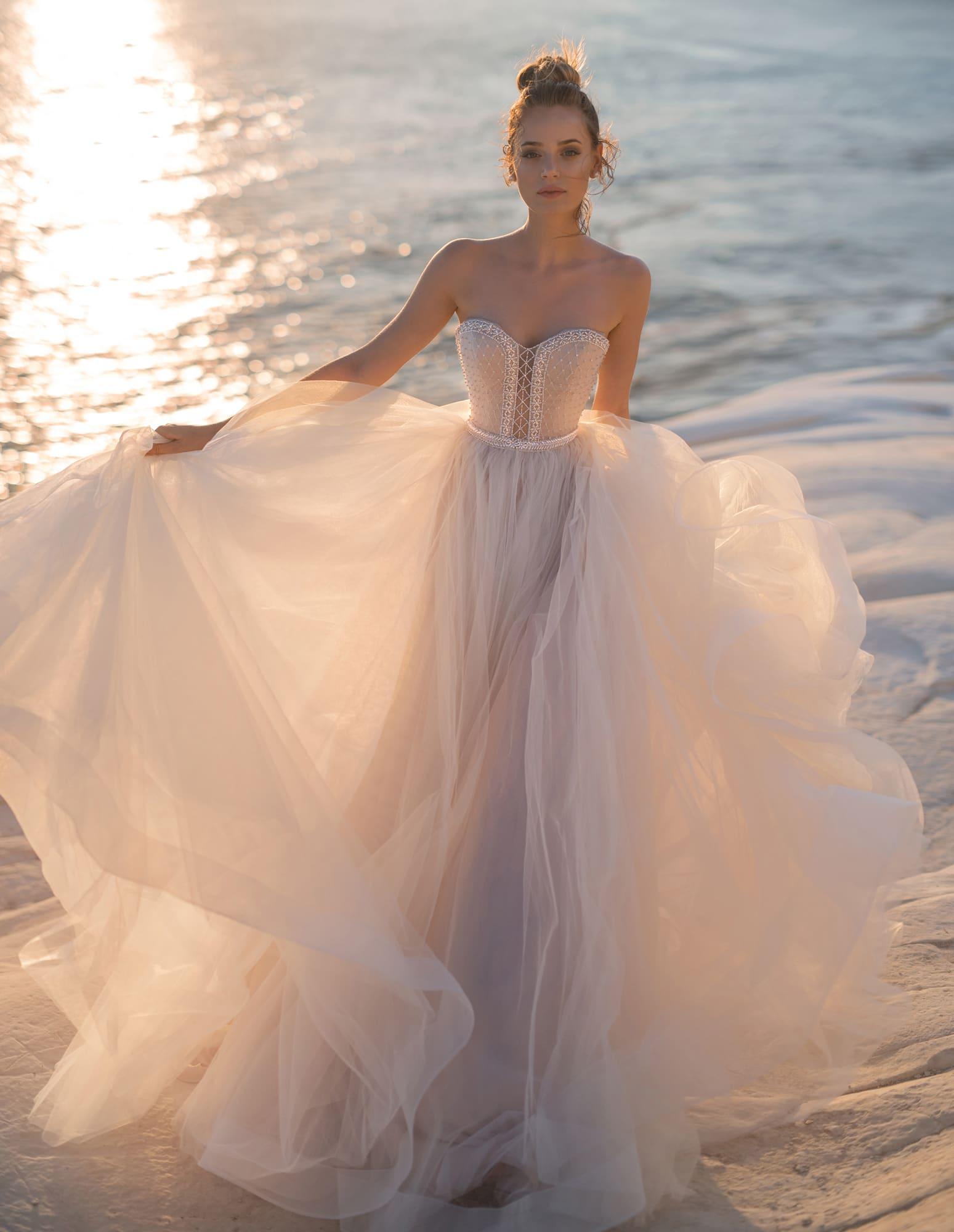 76b6398066ff5aa Свадебное платье Lussano Bridal Alexandra 18040. Купить свадебное ...