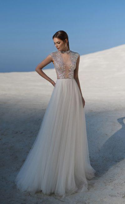 Необычное сексуальное свадебное платье