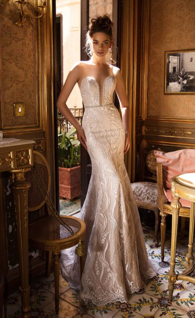 b5063b37692 Блестящее свадебное платье Betsy 18048