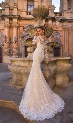 Эксклюзивное свадебное платье-трансформер
