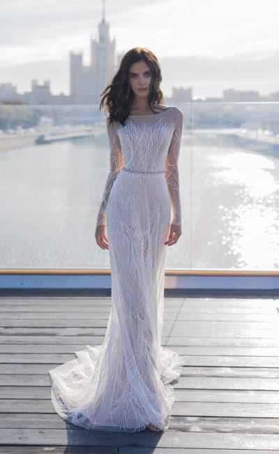 Красивое платье русалка