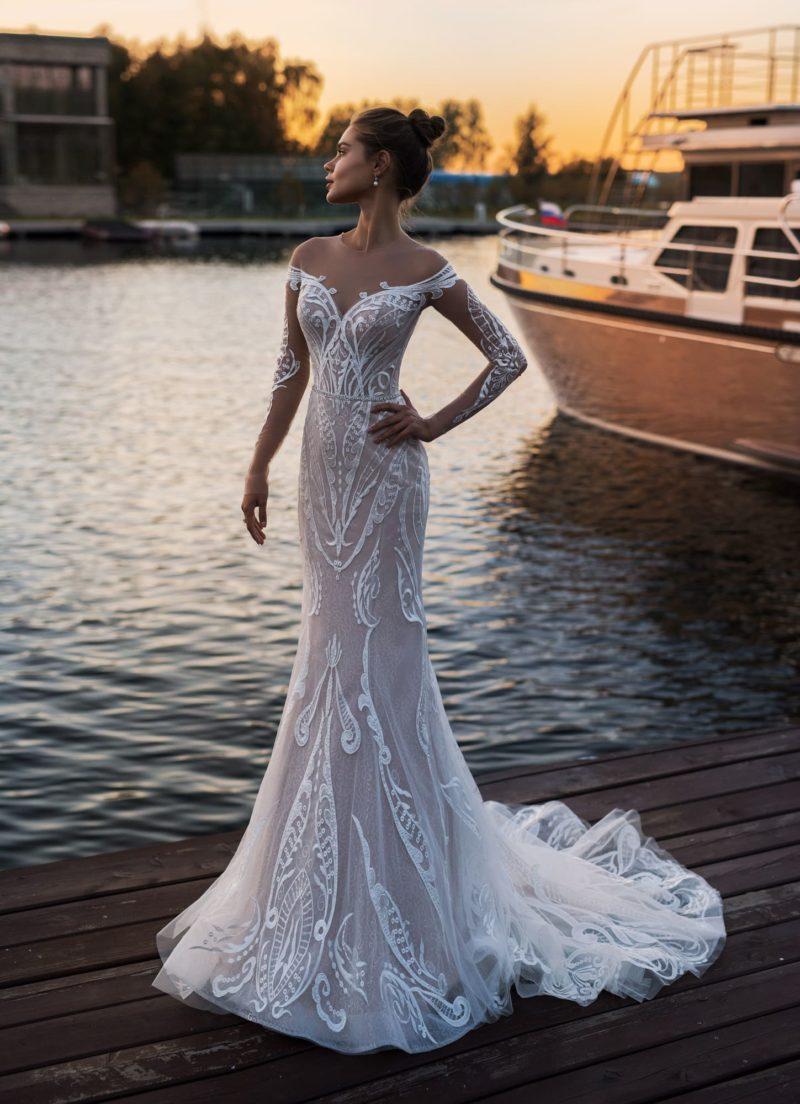 Роскошное свадебное платье-трансформер