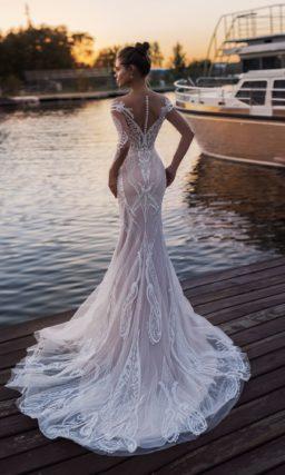 Кружевное платье-трансформер
