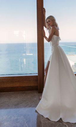 Трендовое свадебное платье-трансформер