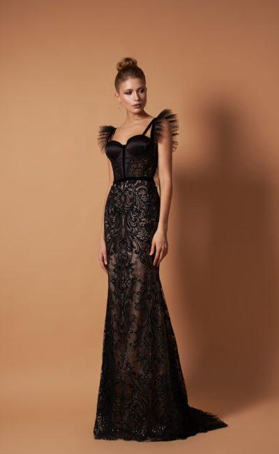 af587070324 Платье черного цвета Ballet
