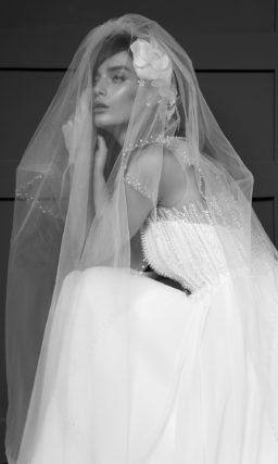 свадебное платье в стиле минимализм