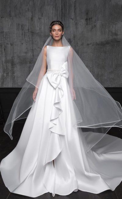 Платье трансформер с бантом