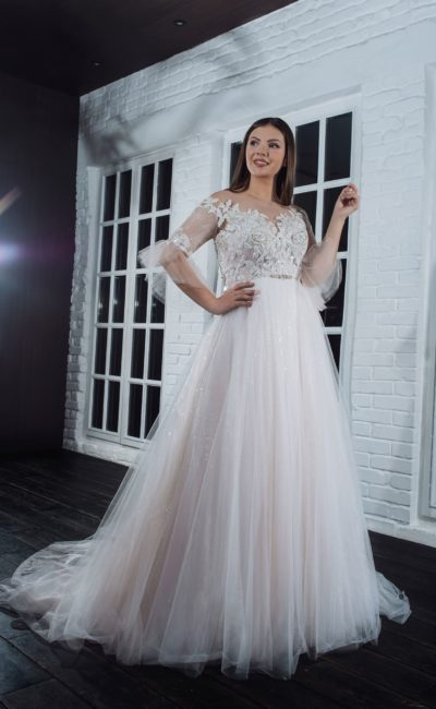 d6acc451ef18146 Свадебные платья больших размеров | Свадебный салон Валенсия (Москва)
