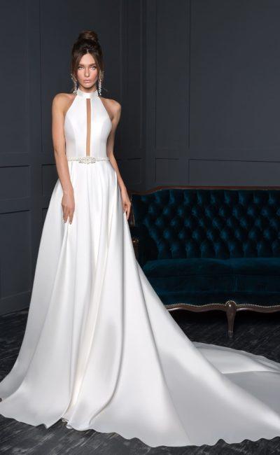 Стильное современное платье