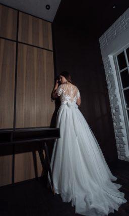 Платье на полную невесту
