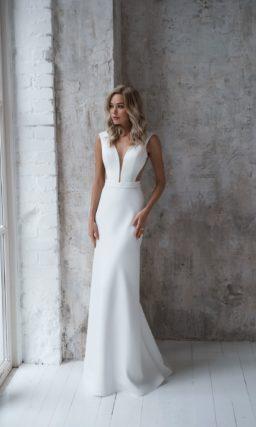Дизайнерское платье русалка