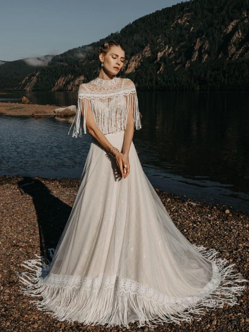 Эксклюзивное платье-трансформер в стиле бохо