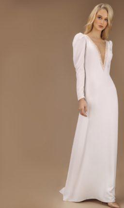 Свадебное платье ретро в стиле 90-x