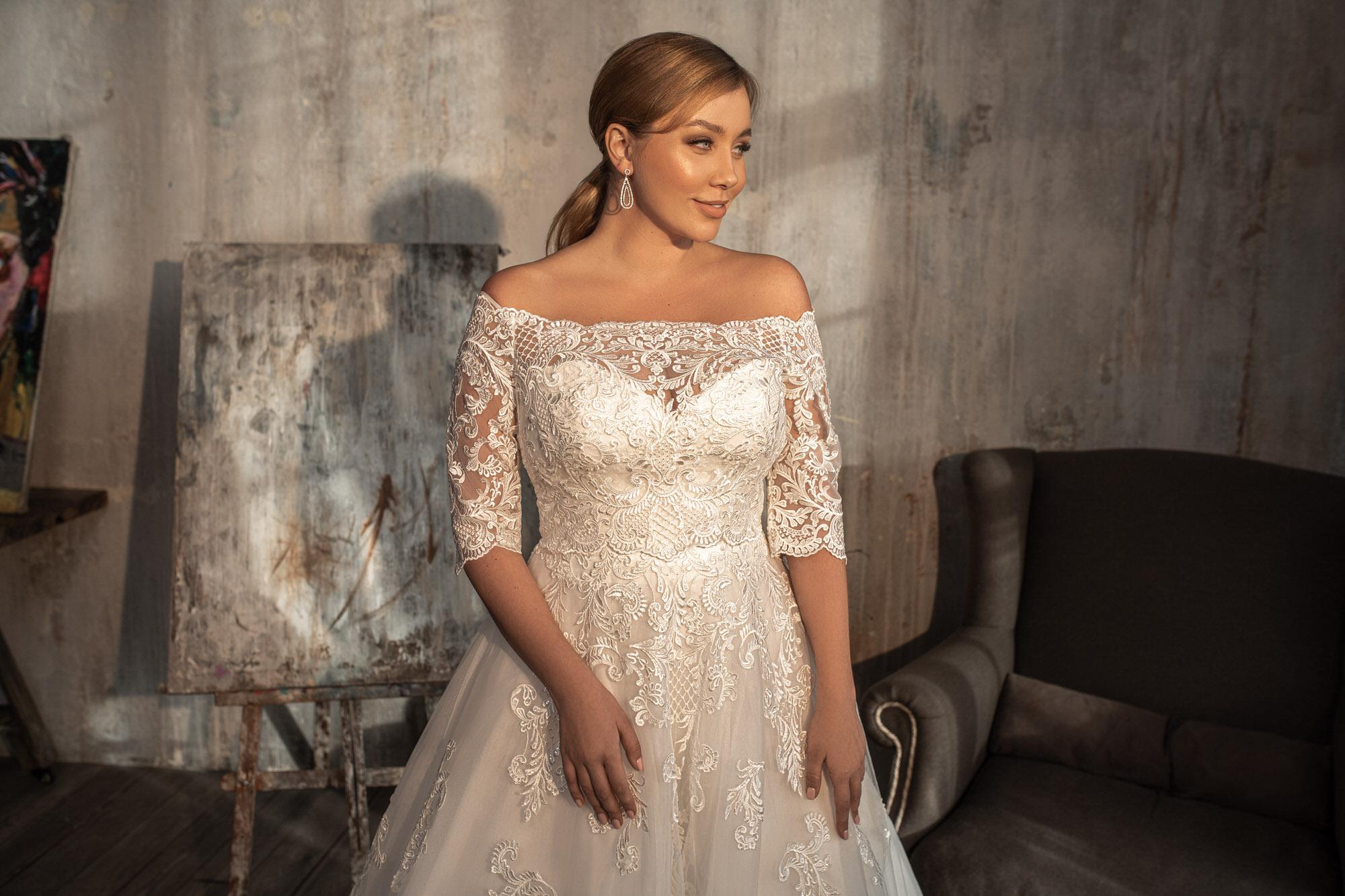 Свадебное платье Naviblue Bridal Jacob 17307 | Купить