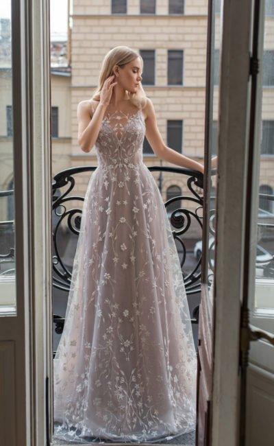 Свадебное платье не белого цвета